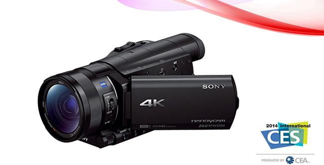 sony-filmadora4K