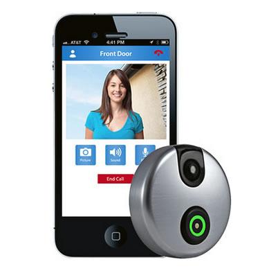 SkyBell: Timbre de entrada conectado a tu teléfono/tablet