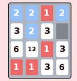 Versión gratis del adictivo juego Threes de iOS, en HTML5 para Android, iPhone, iPad, WP y Kindle Fire