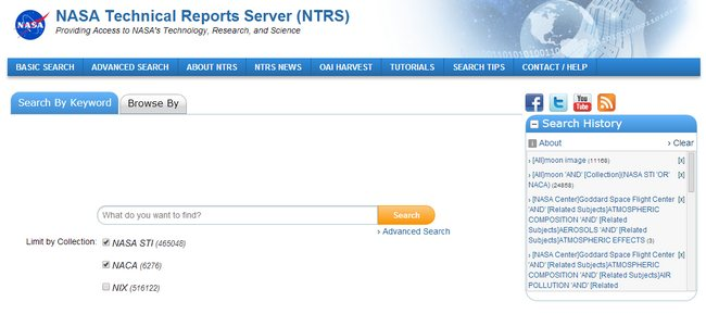 NASA NIX