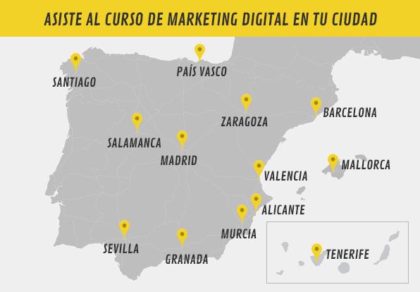 mapa-cursos-presenciales-marketing-digital-espana