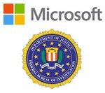 Microsoft le cobra al FBI por la información de los usuarios