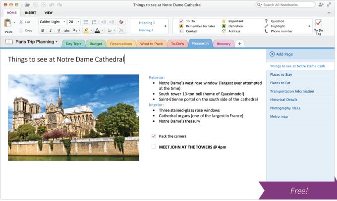 onenote-free-mac
