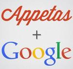 Google compra Appetas, servicio que permite a restaurantes desarrollar sus sitios web
