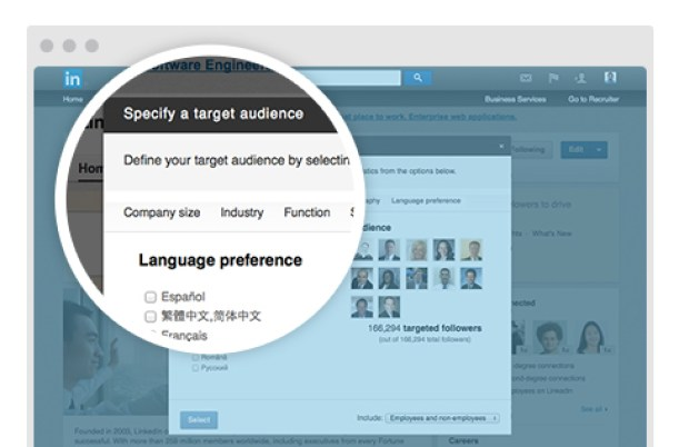 linkedin-language-preference