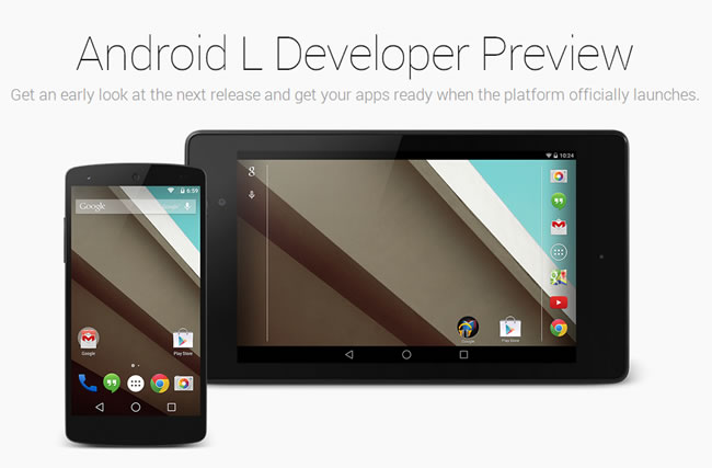 android-l-developer-preview