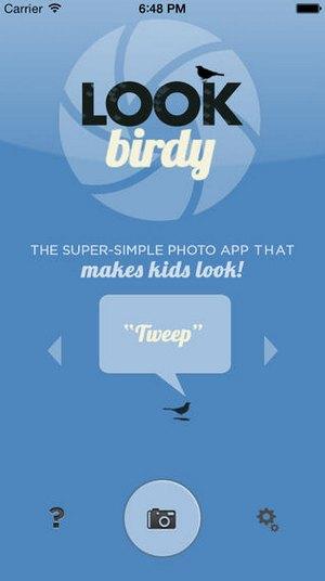 look-birdy