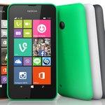 Microsoft anuncia un nuevo smartphone: Lumia 530 con pantalla de 4 pulgadas
