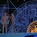 Compilación de escenas de hacking en películas de la década del 80