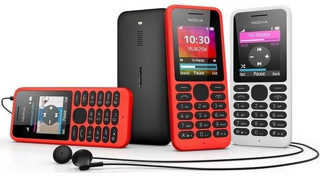 Microsoft no abandonará el mercado de teléfonos de bajo costo y anuncia el Nokia 130