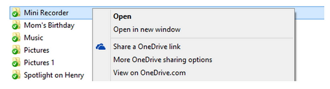 onedrive-share-a-link