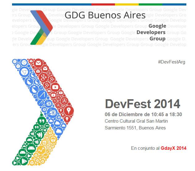 DevFest2014