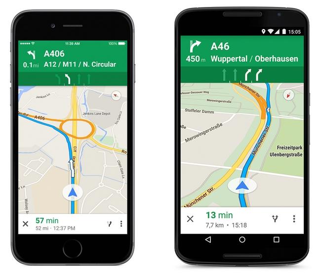 google-maps-guia-carril-europa