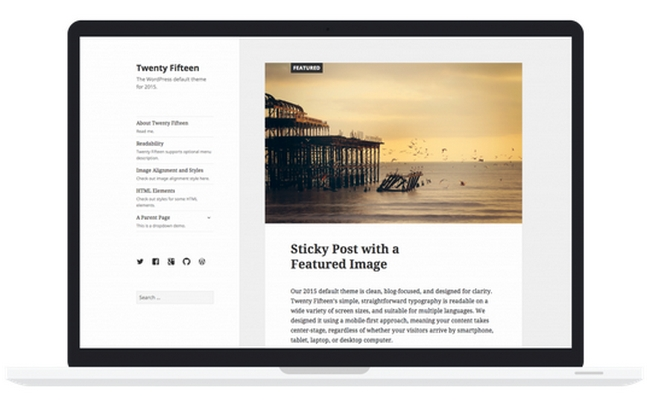 twenty-fifteen-theme-wordpress