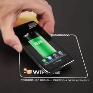 WiPower de Qualcomm, para olvidarse de los cables en la carga inalámbrica de dispositivos #CES2015
