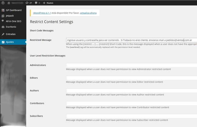 restrict-content-gde