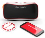 Google y Matel transforman en un dispositivo de realidad virtual al viejo juguete View-Master