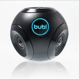 Bubl, cámara HD para grabar tus videos de 360°