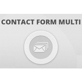 Contact Form Multi: El plugin de WordPress para tener múltiples formularios