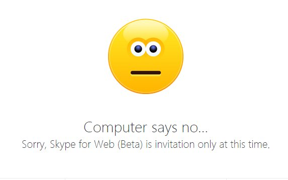 skype-web-invitation-only