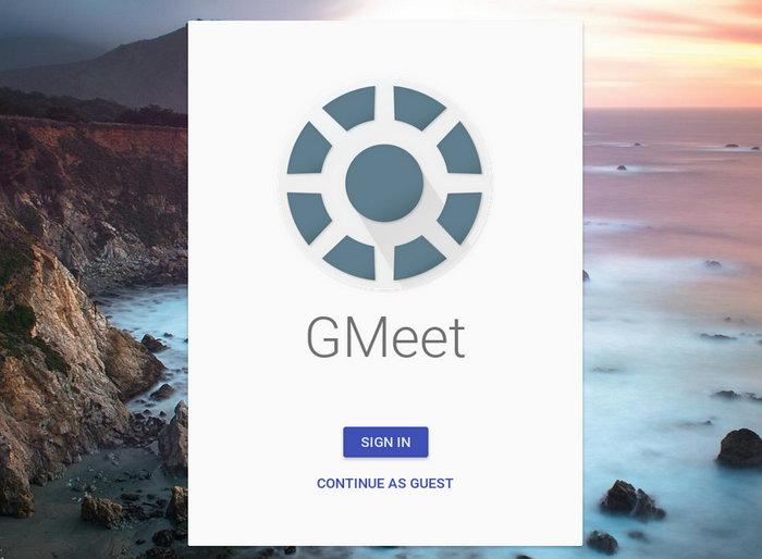 google-gmeet