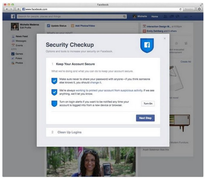 facebook-security-checkup