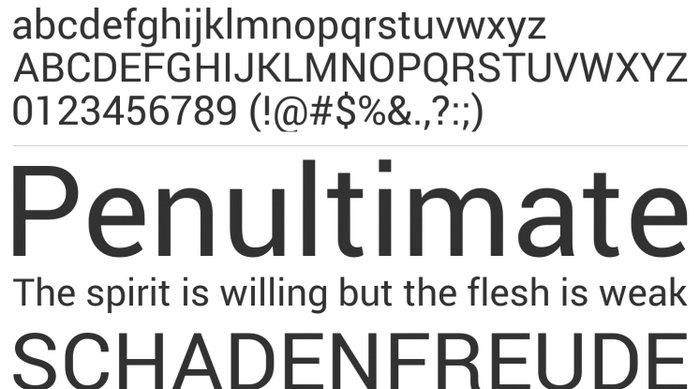 roboto-font-google