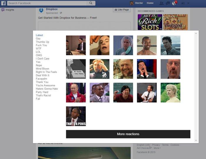 facebook-GIF-button