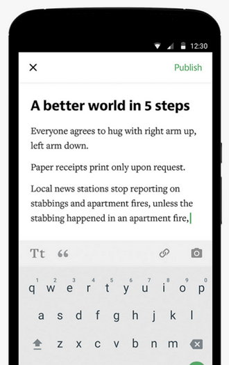 medium-android-editor
