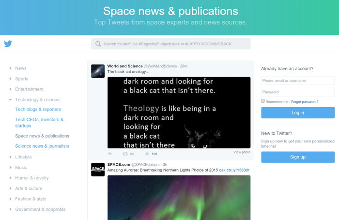 twitter-site-usuarios-no-conectados-categoria-space-news-and-publications
