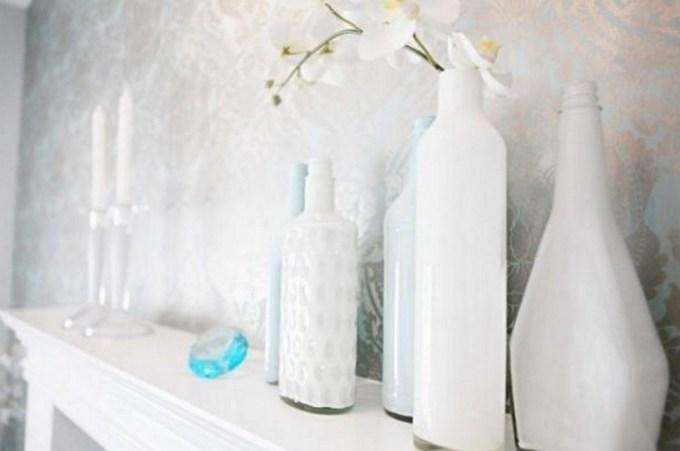 floreros-botellas-pintadas