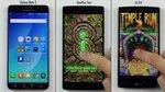 ¿Cuál de estos nuevos terminales es más rápido? Galaxy Note 5 vs. OnePlus Two vs. LG G4