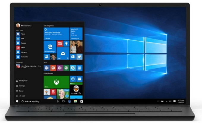 windows-10-laptop-microsoft