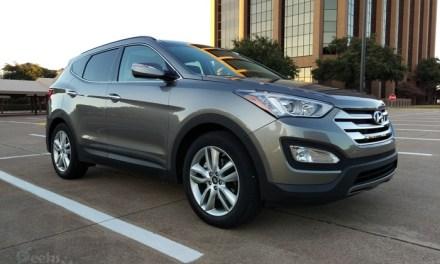 Review: #Hyundai Santa Fe Sport 2.0T 2015, un crossover atractivo y confortable