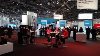 HPE Discover 2015 London 04