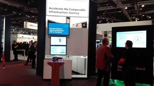 HPE Discover 2015 London 25