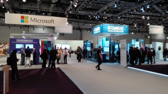 HPE Discover 2015 London 32