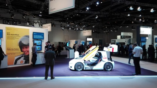 HPE Discover 2015 London 33