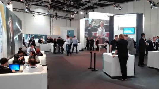 HPE Discover 2015 London 37