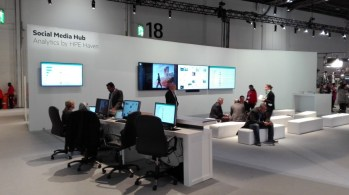 HPE Discover 2015 London 50