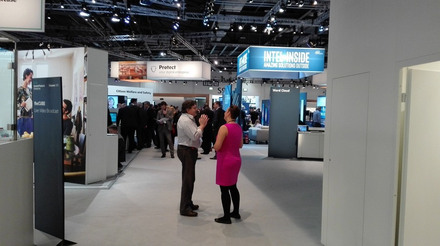 HPE Discover 2015 London 57