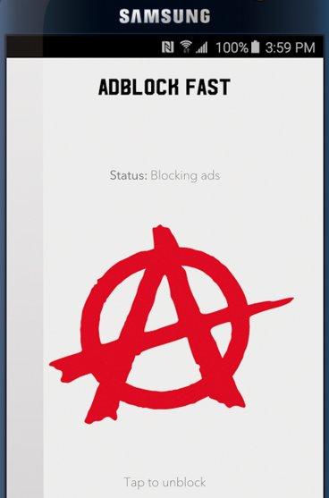 Google da marcha atrás y aprueba AdBlock Fast que ya se puede descargar de Google Play