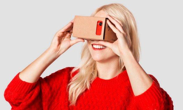Las gafas Google Cardboard ya son compatibles con WebVR en Chrome