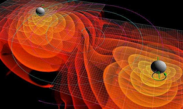 Científicos logran detectar por primera vez Ondas Gravitacionales!