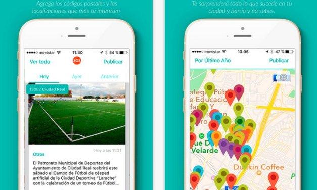 Mi Barrio, app (Android/iOS) de noticias comunitarias que puede ayudar en distintas situaciones extremas