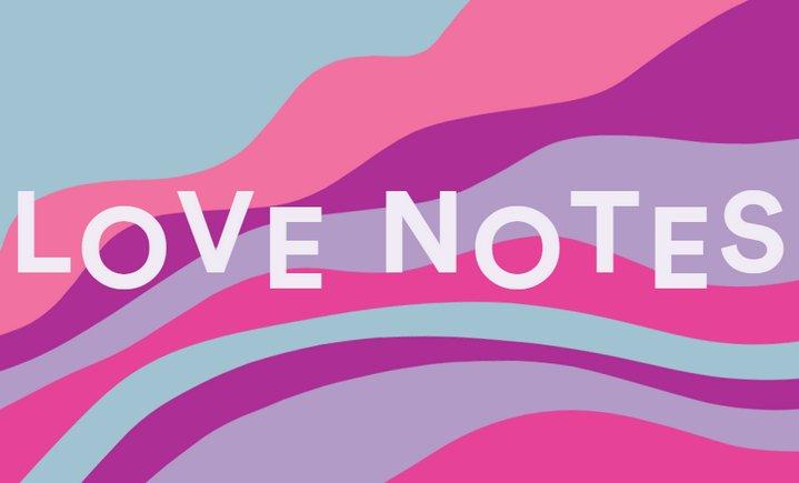 Crea una lista de reproducción de música para el día de los enamorados con Love Notes de Spotify