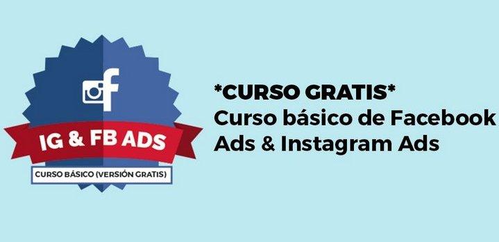 Curso intensivo sin costo sobre Facebook e Instagram ads para principiantes 1