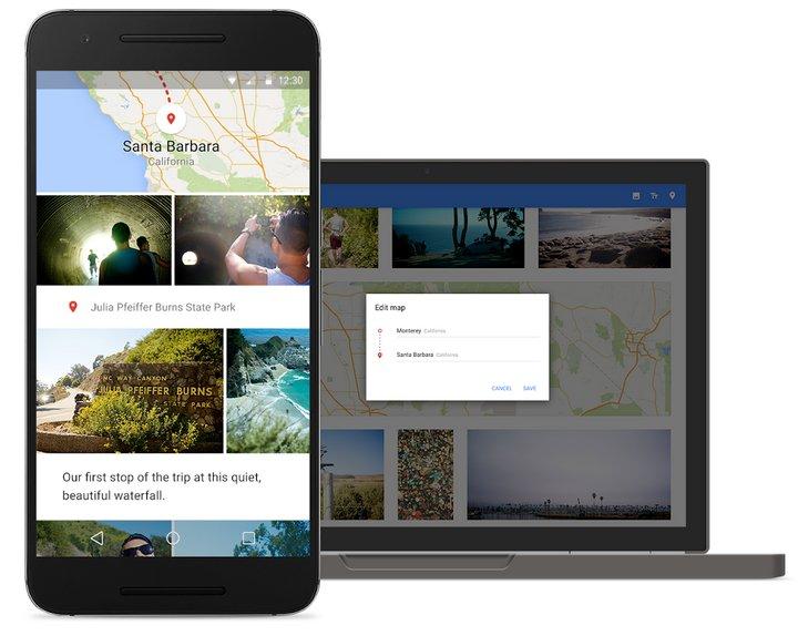 Google Photos anuncia álbumes inteligentes (smart albums) para simplificar la tarea del usuario