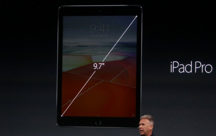 Apple anuncia iPad Pro con pantalla de 9,7 pulgadas
