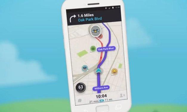 Waze Android ahora presenta un diseño simple y mucho más útil, similar a la versión para iOS